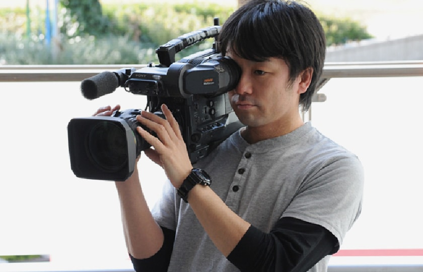 映像カメラマン