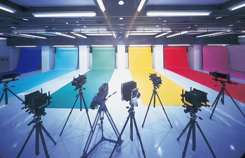カメラスタジオ